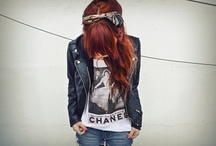 Inspiration / Fashion and inspiring pictures!
