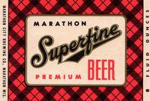Vintage Beer / Vintage beer design  / by Jeremy Pruitt