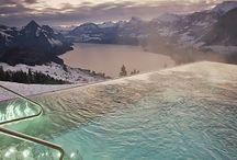 World Traveler / Places I wish I was currently