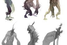 Design: Monsters/Creatures