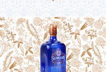 Gin / bebidas ginebra