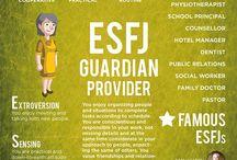 ESFJ Personality