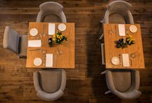 Restauracja Akademia Wnętrze / Zapraszamy do Restauracji Akademia na Różanej z pięknym i oryginalnym wnętrzem. Jest to miejsce, gdzie można odpocząć i skosztować dań przygotowywanych z sercem, przez naszych zdolnych kucharzy. http://restauracjaakademia.pl/