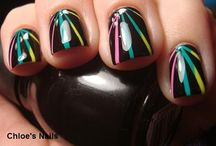 Nail art / by Andrea Zimmerman