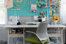 Sewing Space Inspiration