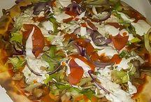 Il Nostro Pizze / Trova le nostre immagini di cibo e di bevande fresche gustosi nella baceca dedicata.