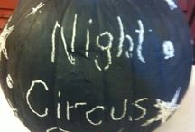 Goblin Gathering - NIGHT CIRCUS / Our Night Circus themed Halloween Party was a huge success!