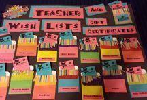 Teacher Wish List / by Brandi Maners