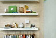 Kids store rack