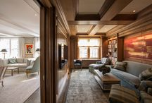 A FLOOR THROUGH RESIDENCE ON PARK AVENUE / design and architecture