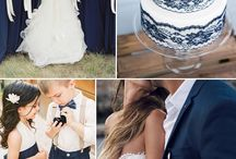 wedding ideas royal blue