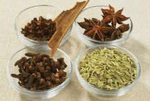 Chinese:  about spices, marinades, rubs, etc...