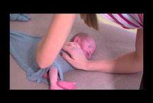 фотосессия новорожденных видео