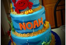 Noah Birthday Cakes