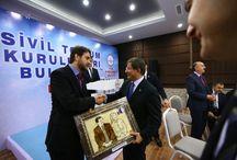 sn.Başbakanımız Ahmet Davutoğlu ve Ben
