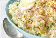 Recept-Salade