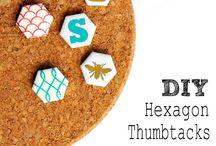 Crafty me: thumbtacks