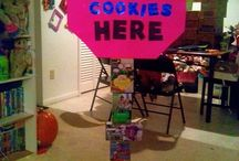 Girl Scouts: Cookies / by Gloria