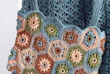 Crochet : sacs modèles et patrons