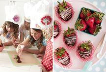 bake shop birthday / by Tonya Kerins
