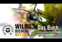 Das Wildbienen-Retter-Buch