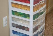 Lego insanity / by Elizabeth Kelley Jay