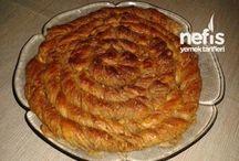 Emine çörek börek
