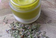 aceites..cremas y potingues naturales