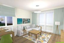 SD4 energooszczędny dom o wysokim standardzie / Głównym założeniem projektowym było stworzenie idealnie rozplanowanego domu dla osób posiadających niewielką działkę i marzących o zastąpieniu mieszkania energooszczędnym budynkiem o wysokim standardzie, ale w niskiej cenie.