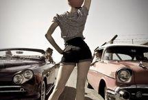 Girls Cars & Bikes