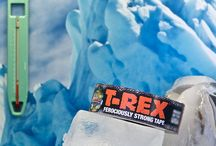 Cold Weather Rex / Just LOOK how amazing T-Rex Tape can be in cold temperatures.
