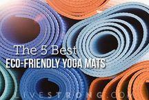 Yoga props & tools
