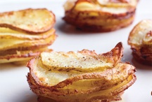 Potato Dishes / by Anne Keller