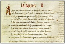 Byzantine manuscripts