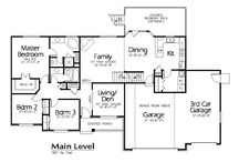 Floorplans / Examples of floorplans