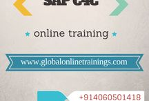 SAP C4C ONLINE TRAINING / To higher up the cloud system, SAP Come with new course SAP C4C, SAP Cloud for customer. We are offering SAP C4C online Training. SAP CRM Functional