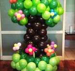 I'll huff & I'll puff..... Balloon sculptures