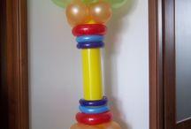 Balónová výzdoba / Každá balónová výzdoba je originál