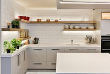 Apartment / compact kitchens