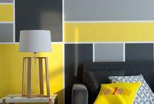 malování - stěny