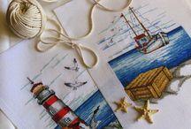 Морское настроение. / Интересные мотивы, связанные с морем.