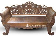 Bali bútorok