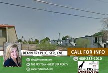 LAND FOR SALE! Great Opportunity In Phoenix Booming Area / Want a project to build and sell. Great opportunity in an area that is booming: 15 RESID TOWNHOME LOTS Total SF 27,945 15-3bed/2ba/2G TownHomes Great project located central phoenix. THE LISTING INCLUDES THE SALES OF THESE APNS: 154-16-303, 154-16-304, 154-16-305, 154-16-306, 154-16-307, 154-16-308, 154-16-309, 154-16-310, 154-16-311, 154-16-312, 154-16-113, 154-16-314, 154-16-315, 154-16-316, 154-16-317 ALL TO BE SOLD TOGETHER FOR THE LIST PRICE STATED. THESE ARE NOT LISTED SEPARATELY.