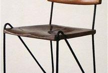 métal furniture