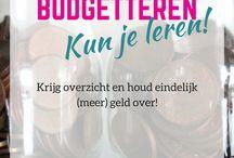 Budgetteren/ sparen