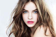 Barbara Palvin makeup styles