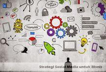 Sosial Media / Segala hal yang berbungan dengan sosial media dan bisnis