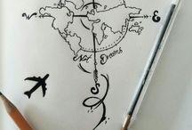 Random tatts