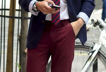 Men's Street Style / Handsome looks spotted on the street