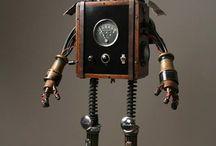scrap robots